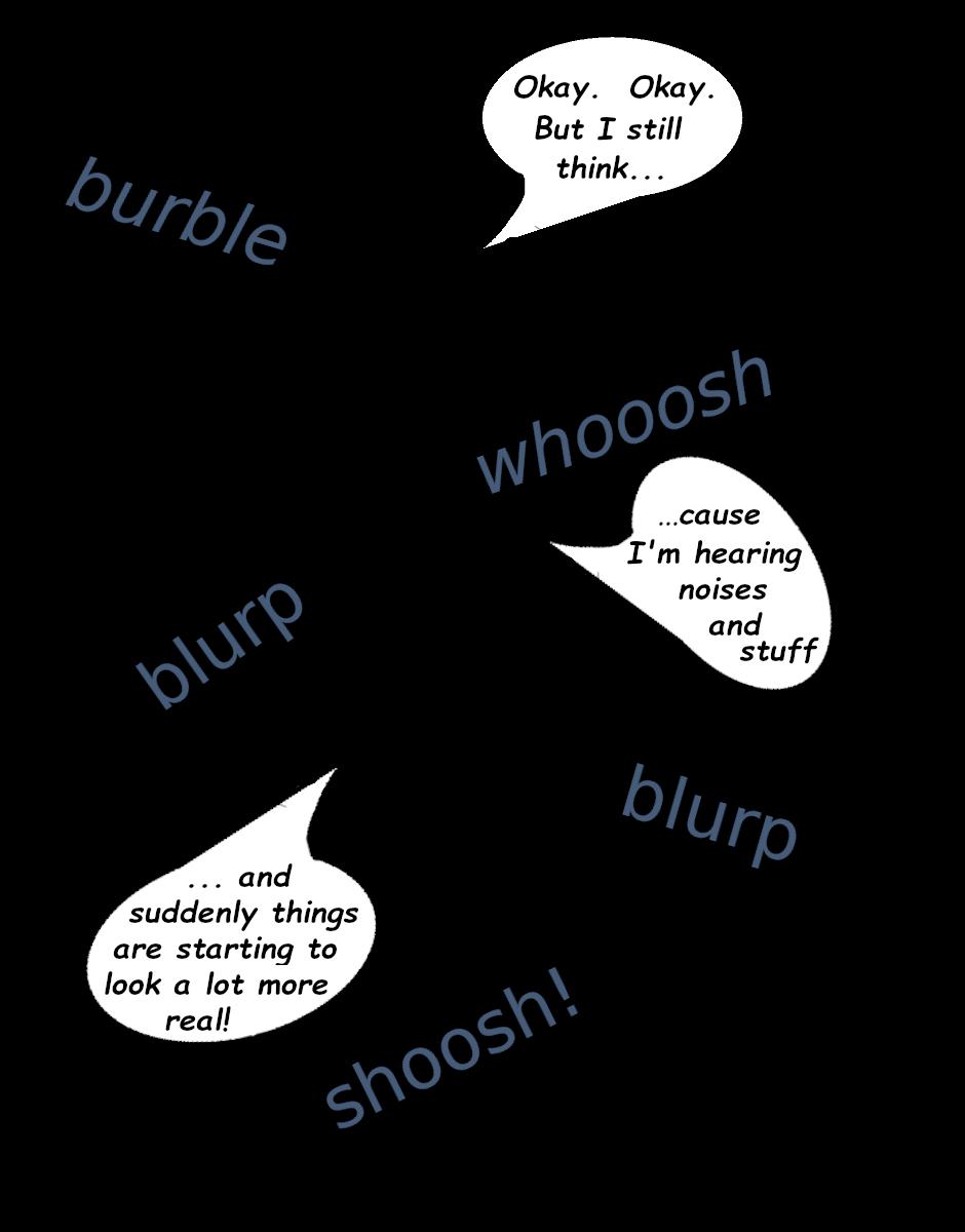 7 burble whoosh
